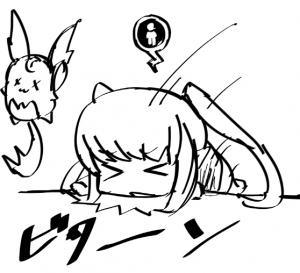 【イラスト】らくがきログ2